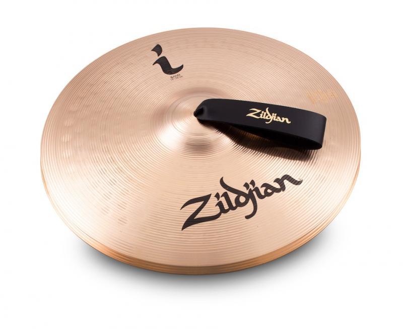 "Zildjian 14"" I-Family Band Pair w/ P0754 Nylon Straps"