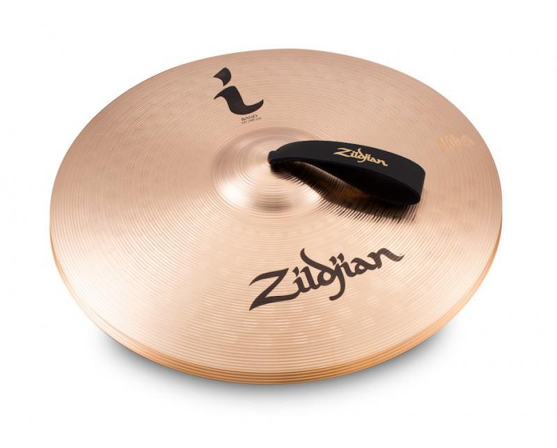 "Zildjian 16"" I-Family Band Pair w/ P0754 Nylon Straps"