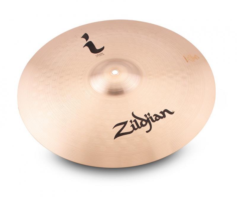 "Zildjian 17"" I-Family Crash"