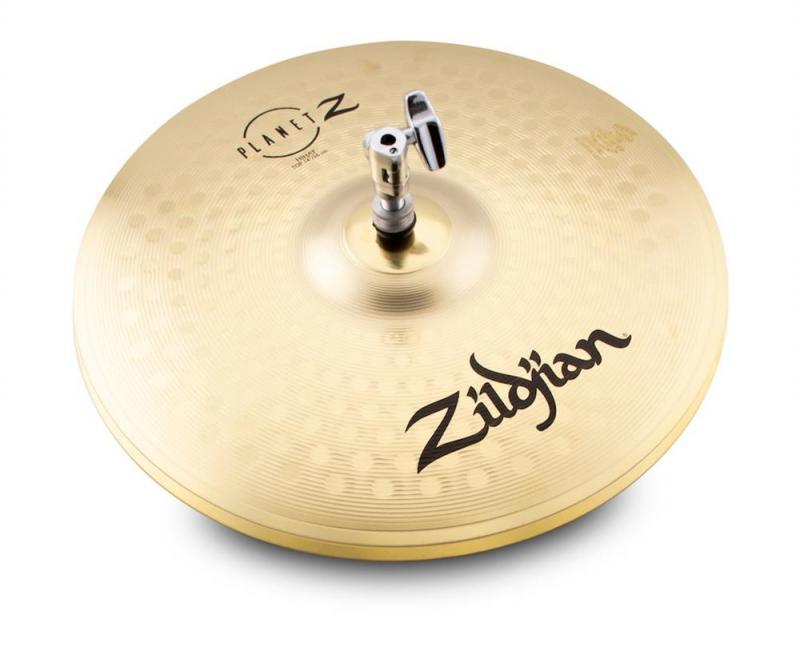 Zildjian 14'' Planet Z Hi Hat Pair