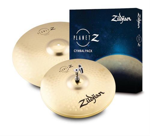 Zildjian Planet Z Fundamentals Pack (14/18)