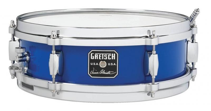 "Gretsch Snare Drum USA Vinnie Colaiuta Signature, 12"" x 4"""