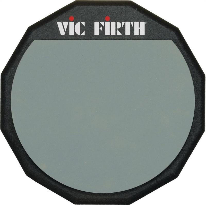 Vic Firth PAD12 Single Sided 12'' Practice Pad