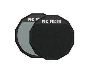 Vic Firth PAD6D Double Sided 6'' Practice Pad