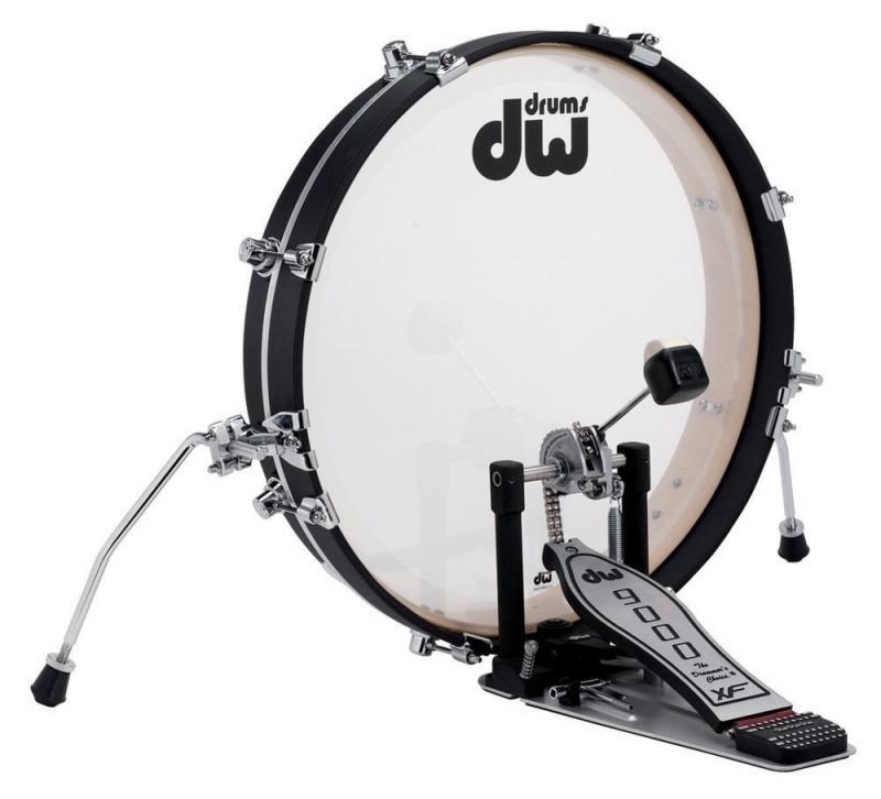 DW Bass Drum Design Pancake