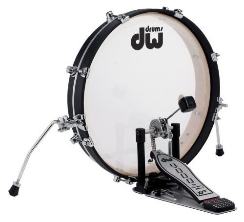 DW Bass Drum Design Pancake