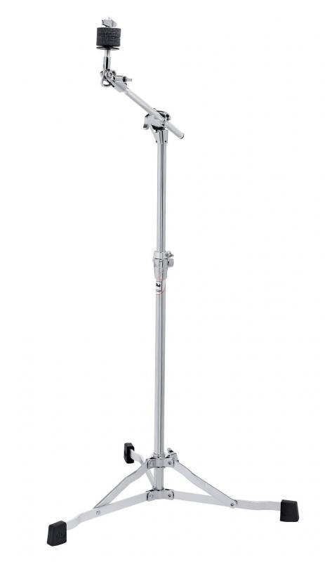 Cymbalstativ med bom, DW 6000 Ultralight Flat Base