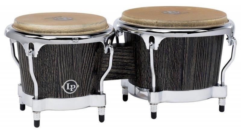 Latin Percussion Bongo Uptown Sculpted Ash , LP201SA