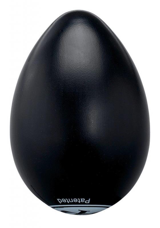Latin Percussion Shaker Big Egg Black, LP0020BK