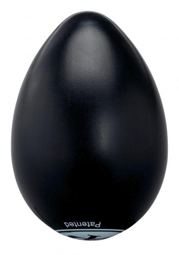 Latin Percussion Shaker Big Egg Black, LP0020BK