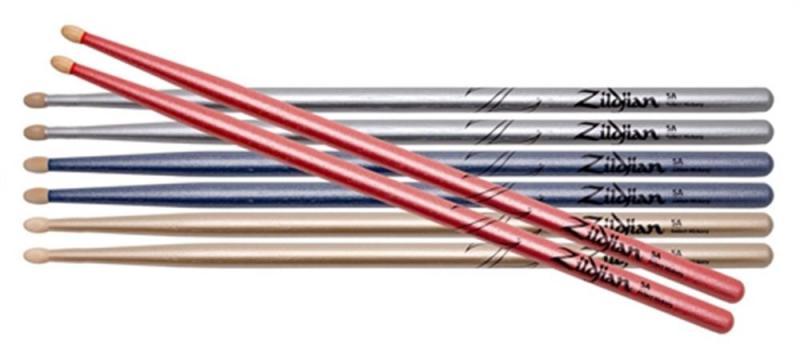 Zildjian Chroma Series Sticks Value Pack