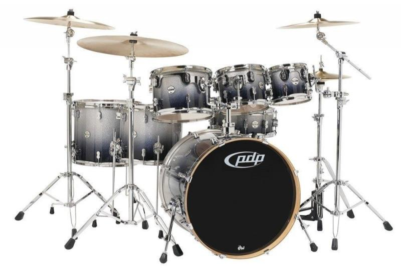 PDP by DW Shell set Concept Maple Natural