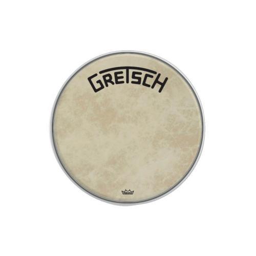 "Gretsch Bassdrum head Fiberskyn, 18"""