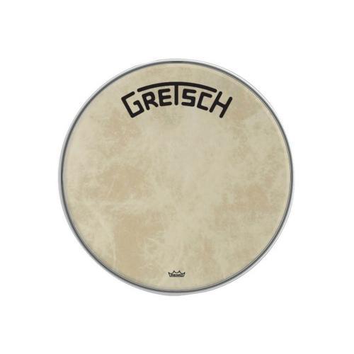 "Gretsch Bassdrum head Fiberskyn, 20"""