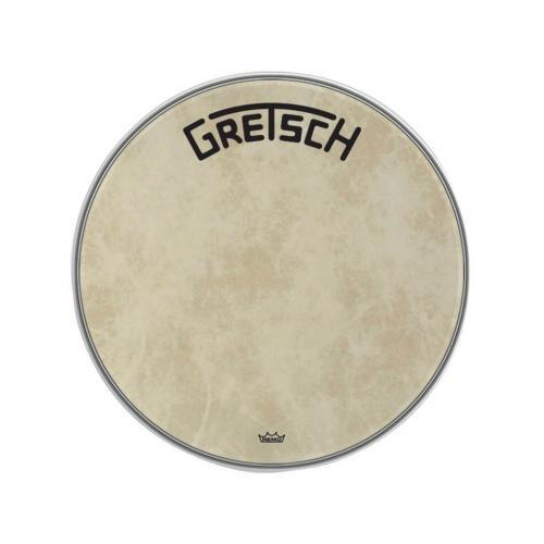 "Gretsch Bassdrum head Fiberskyn, 22"""