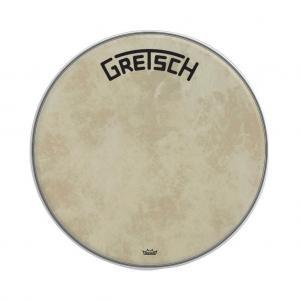 "Gretsch Bassdrum head Fiberskyn, 24"""