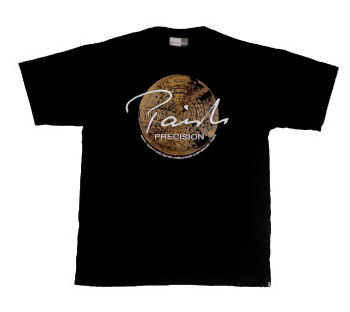 Paiste, t-shirt Signature Precision