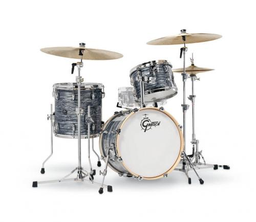 Gretsch shell set Renown Maple, Silver Oyster Pearl