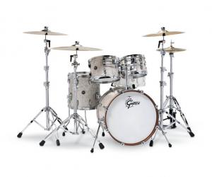 Gretsch shell set Renown Maple, Vintage Pearl