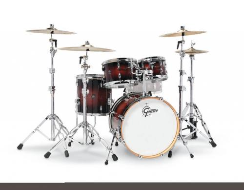 Gretsch shell set Renown Maple, Cherry Burst