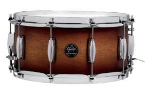 Gretsch Snare Drum Renown Maple, Satin Tobacco Burst