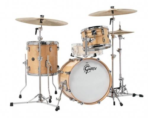 Gretsch shell set Renown Maple, Gloss Natural