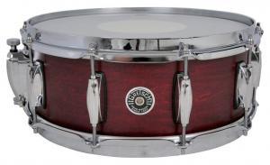 Gretsch Snare Drum USA Brooklyn, Satin Burnt Orange