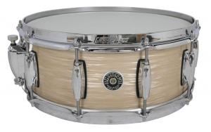 Gretsch Snare Drum USA Brooklyn, Cream Oyster