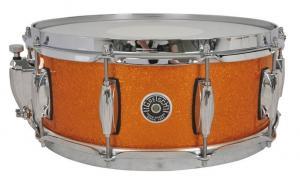 Gretsch Snare Drum USA Brooklyn, Gold Sparkle