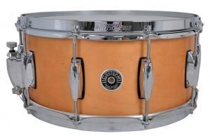 Gretsch Snare Drum USA Brooklyn, Satin Natural