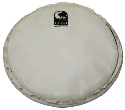 "Djembe head Freestyle Mech. Tuned 12"" goatskin natural, mech, Toca TP-FHM12"