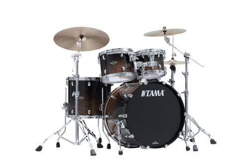 Starclassic Walnut/Birch 4-shellkit - WBS42S-TMF, lackerade i Transparent Mocha Fade finish