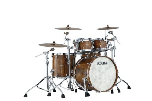 Tama Star Walnut 4-set shellkit (10,12,16,22), Roasted Chestnut
