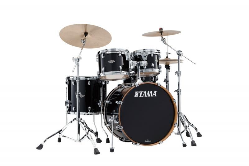 Tama SC Performer M/B 4-shellkit (10,12,16,22),Piano Black