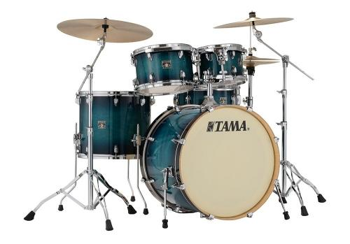 Tama Superstar Classic CL52KRS-BAB, Blue Lacquer Burst finish