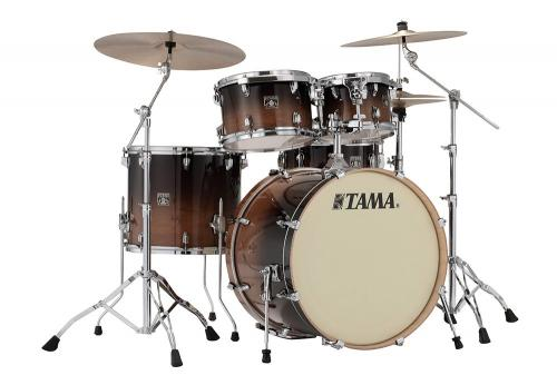 Tama Superstar Classic CL52KRS-CFF, Coffee Fade finish