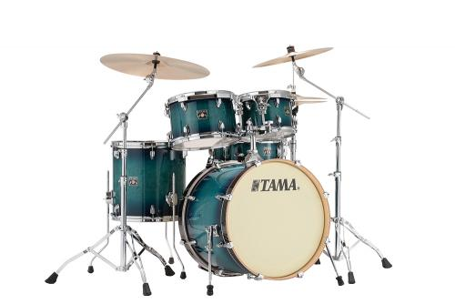 Tama Classic CL50RS-BAB, Blue Lacquer Burst finish