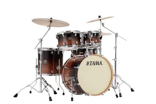 Tama Superstar Classic CL50RS-CFF, Coffee Fade finish