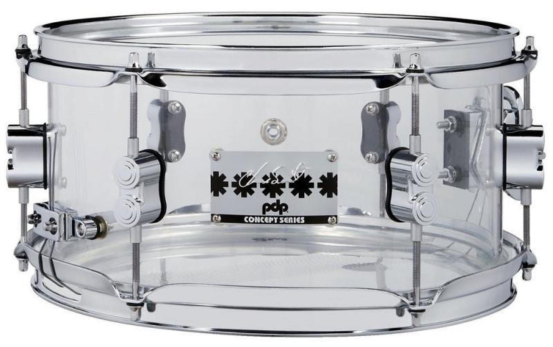 PDP by DW Snare Drum Signature Snares Chad Smith, 12x6""