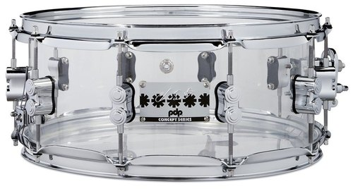 """PDP by DW Snare Drum Signature Snares Chad Smith, 14x6"""""""