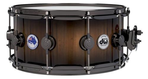 Drum Workshop Snare Drum Ltd. Edition Pure Tasmanian, 14x6,5