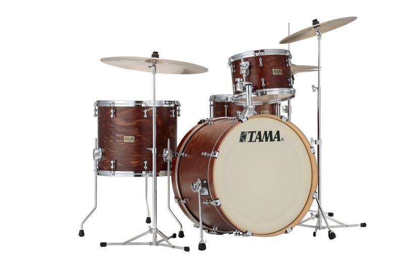 Tama S.L.P. Drumkit Fat Spruce - LSP32CS-TWS, lackerad i Satin Wilde Spruce