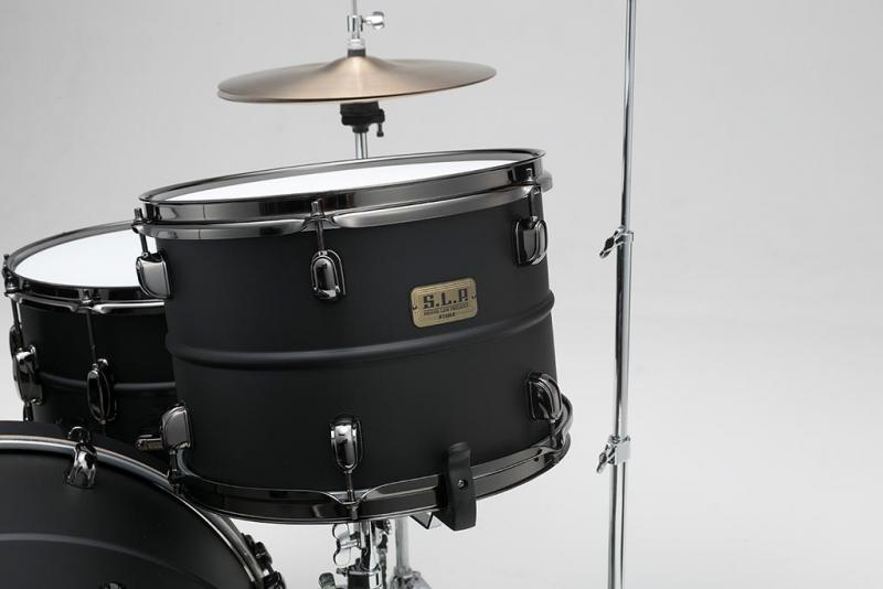 Tama S.L.P Drumkit Big Black Steel - LST32TZBS