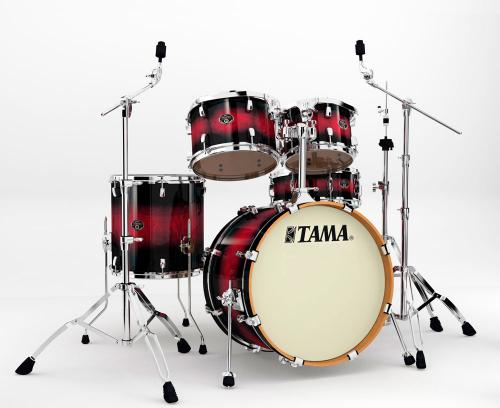 Tama Silverstar Custom VP50RS-TRB