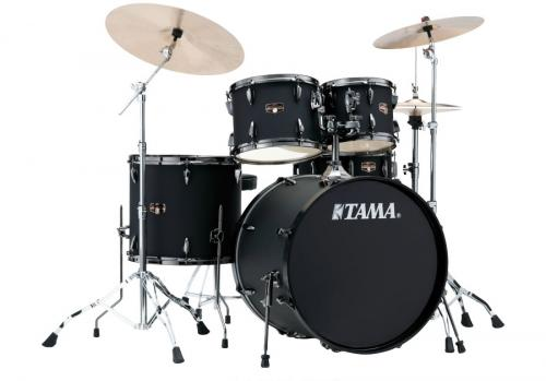 Tama Imperialstar, Blacked Out Black finish, IP52KH6NB-BOB