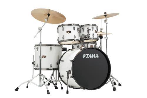 Tama Imperialstar, Sugar White finish, IP52KH6NB-SGW
