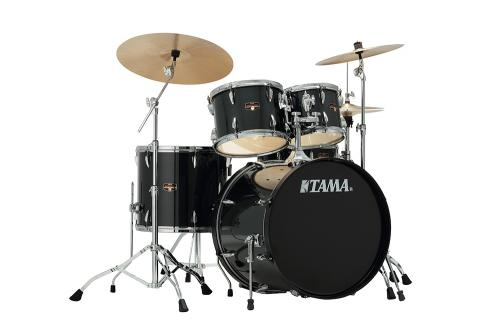 Tama Imperialstar, Hairline Black finish