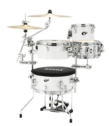 Tama Imperialstar Coctail-kit, Sugar White