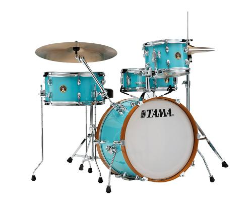 Tama Club JAM Kit, Aqua Blue finish.