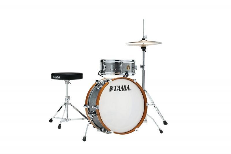 Tama Club Jam Mini - LJK28S-GXS, Klädd i Galaxy Silver
